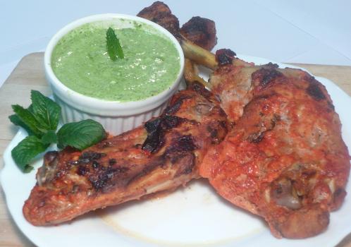 Chicken Tandoori Recipes
